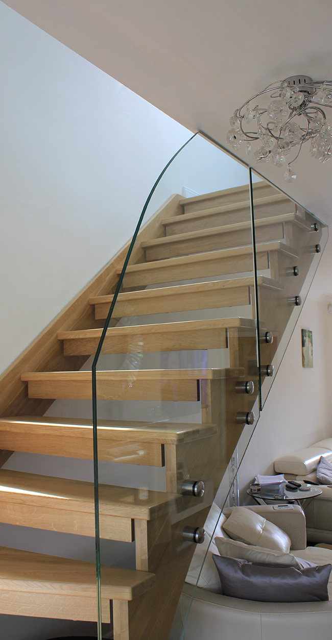 Staircase designs for your loft or attic conversion