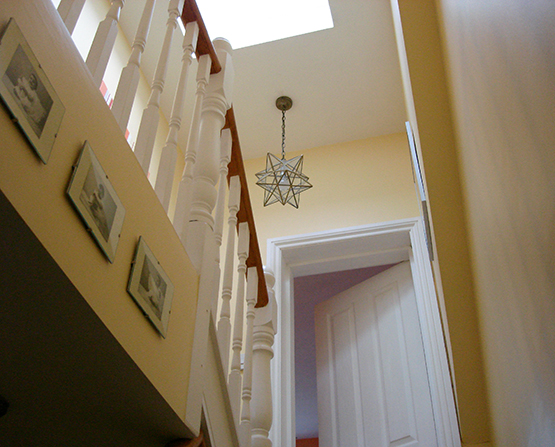 See how we've creatively incorporated stairs in our loft conversions