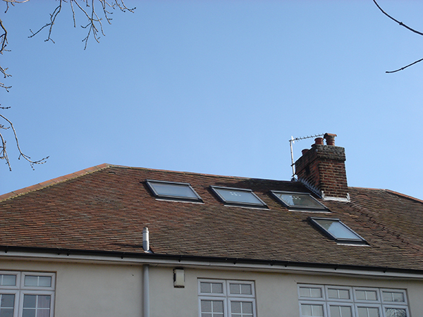 Our Velux roof windows portfolio showcases Velux roof lights and windows completed by Apex Loft Conversions
